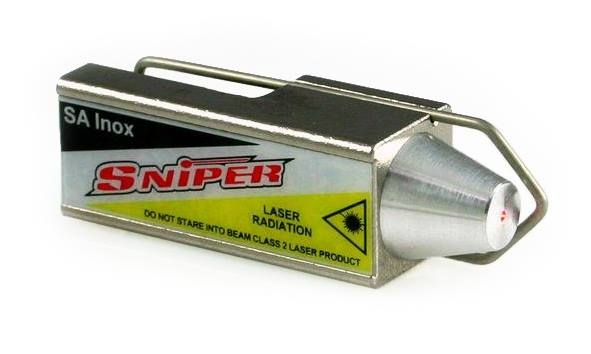 Sniper inox sprocket alignment tool