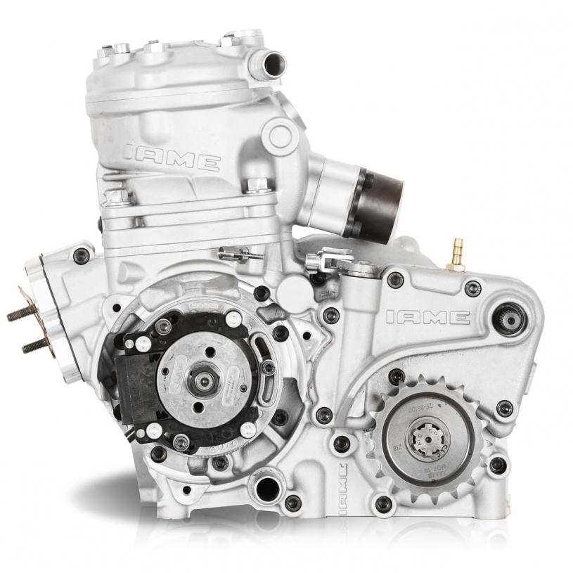 IAME engines - Iame SSE 175cc shifter sur PSL Karting