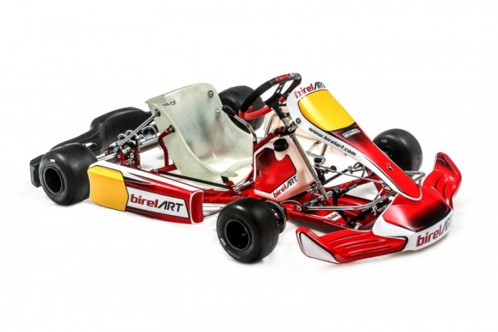 Birel ART FL-F1 S9 (2018) sticker kit