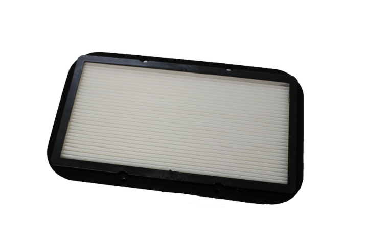 Air box active replacement filter