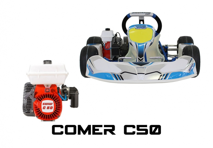 2019 DR-B25 BABY KART WITH COMER C50