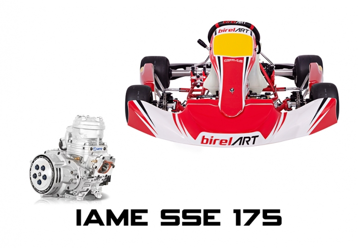 2021 CRY30-S12 WITH IAME 175cc