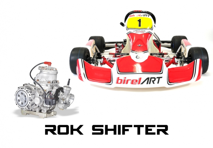 2019 CRY30 S10 ROK SHIFTER