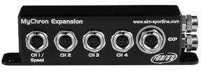 MyChron 5 expansion box