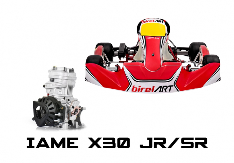 2020 RY30-S11 WITH IAME X30