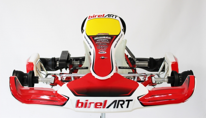 RY30 S9 with 2018 CAN OPEN Rotax SR