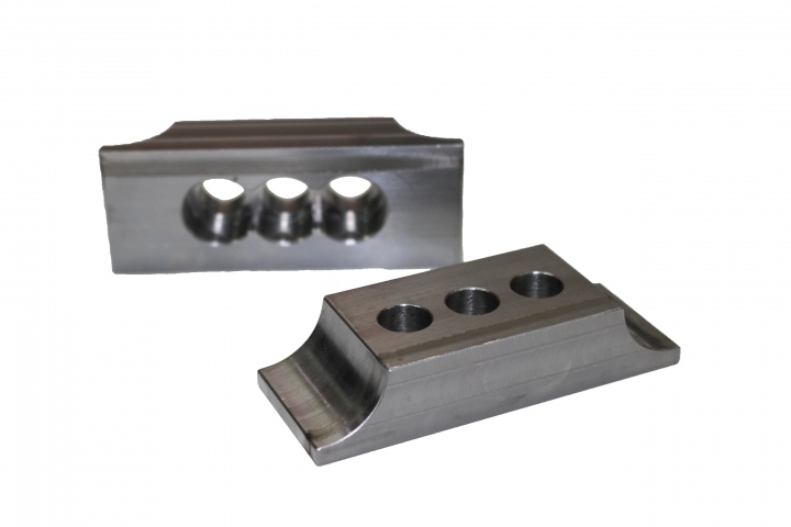 Steel engine clamp (3 holes)