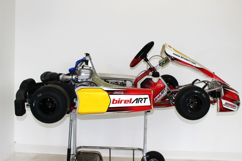 COMPLETE RY30 S8-B CHASSIS (Iame) (2017)