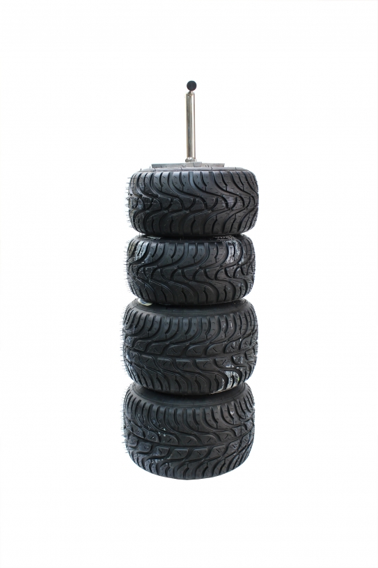 Tire carrier