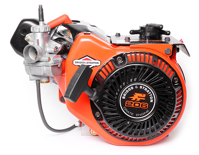 LO-206 BRIGGS & STRATTON ENGINE