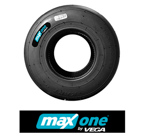 Maxone Blue front tire 4,5