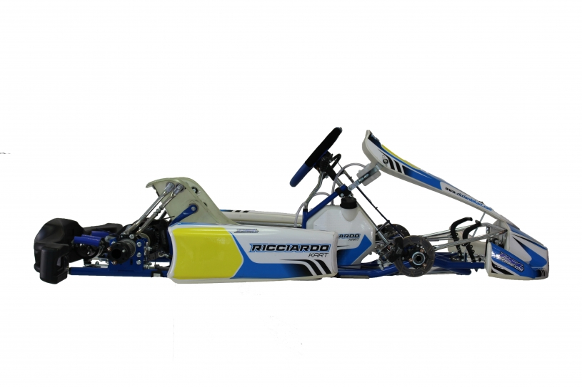 DR-01 KZ S9 chassis (2018)