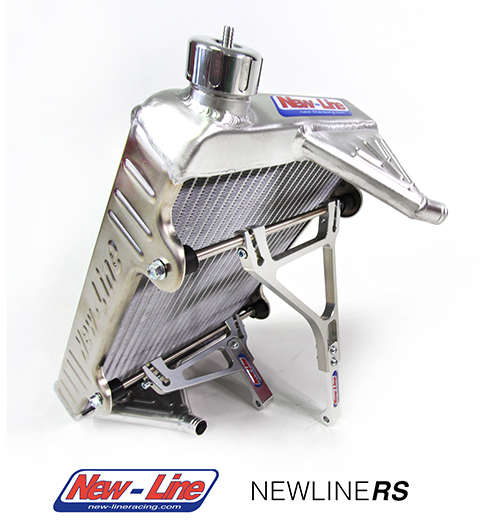New-line RS radiator (KZ/TAG)