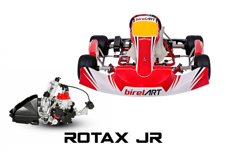 2021 RY30-S12 WITH ROTAX JR