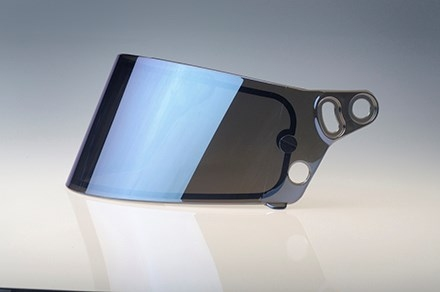 SE07 (2MM) BLUE MIRROR SHIELD