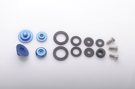 SV (SE03/SE05) PIVOT KIT BLUE