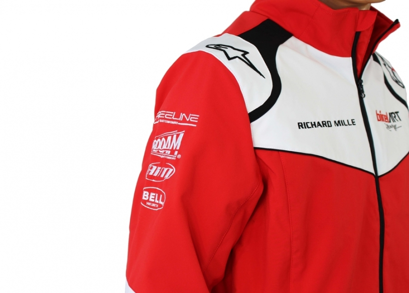 Alpinestars Birel ART Soft shell jacket