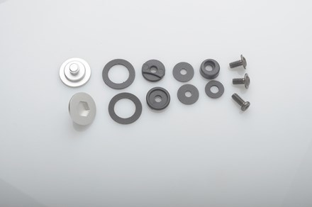 SE07 SILVER PIVOT KIT FOR RS7