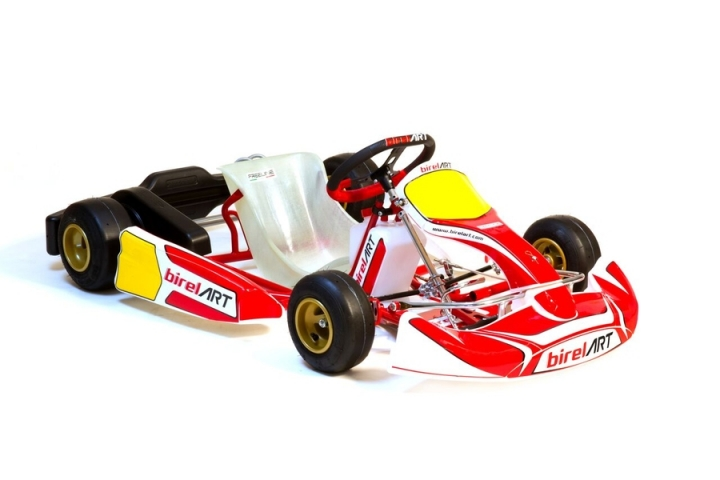 Birel ART mini sticker kit