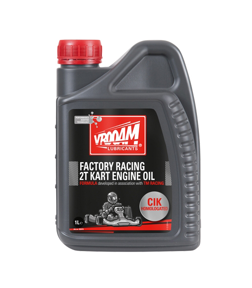 VROOAM factory racing 2T engine oil