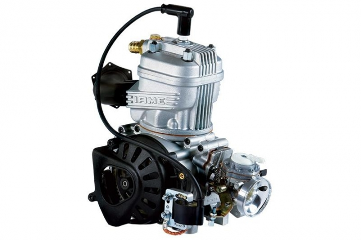 Iame X30 JR complete package