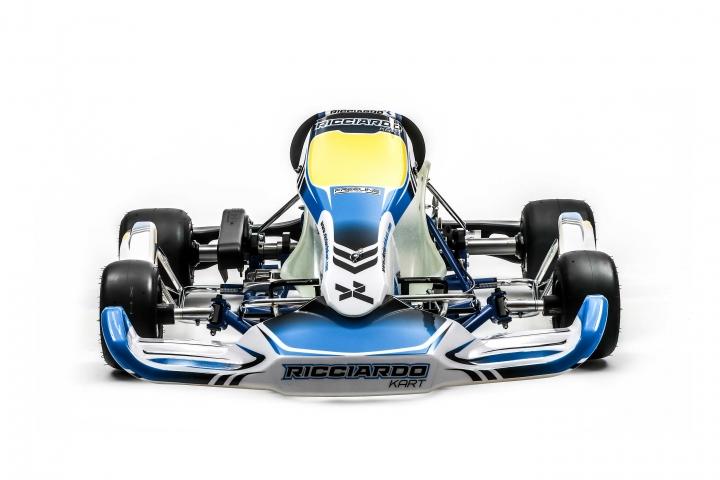Ricciardo Karts PSL Karting store