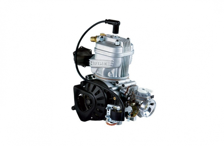 IAME engines and accessories